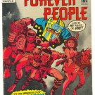 Forever People #3 Photocover Kirby Classic 1971 !