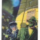 Green Hornet Promo Card 4H Now Comics 1993 HTF