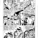 Mike Sekowsky New Romance 1950's Original Artwork WOW !