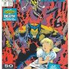 Wolverine #39 Inferno Of Death Silvestri art VF