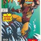 Wolverine #44 Cold As Death Silvestri art VFNM