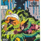 Wolverine #46 Home Is The Hunter Silvestri Art NM
