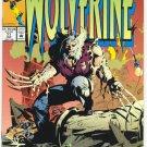 Wolverine #77 Lady Deathstrike Kubert Art VFNM !