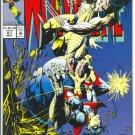 Wolverine #81 Storm Warning Kubert Art VF !