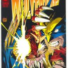 Wolverine #89 Ghost Rider App VF