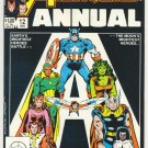 Avengers Annual #12 The Inhumans A Scheme Most Sinister
