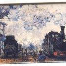 Monet Fine Art Magnet