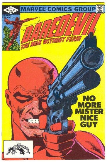 Daredevil #184 No More Mr. Nice Guy Frank Miller Classic VFNM!