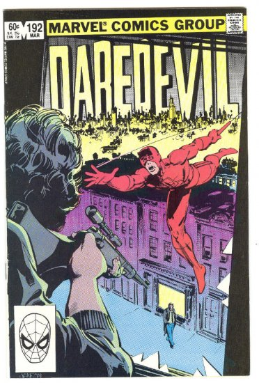 Daredevil #192 Promises To Keep