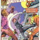 Daredevil #201 The Widow Is Back Byrne Art !