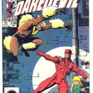 Daredevil #238 Sabretooth Mutant Massacre Crossover