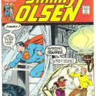 Superman's Pal Jimmy Olsen #163 HTF Last Issue 1974 !