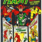 Flash #178 HTF 1968 80 Page Giant Fine !