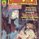 Dracula Lives #5 Very HTF 1974 Horror Magazine !