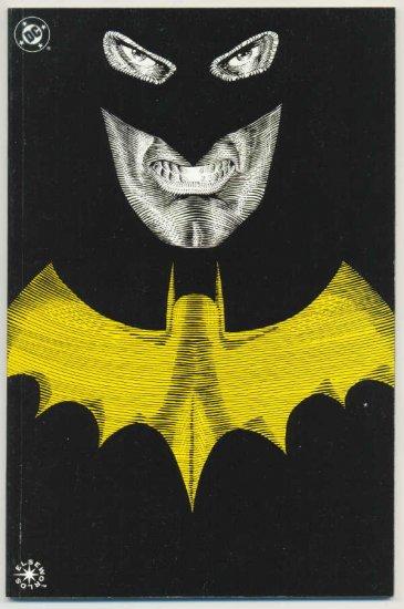 Batman Master Of The Future Graphic Novel Barretto Art !