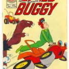 Speed Buggy #2 Very HTF 1970s Hanna Barbera Book