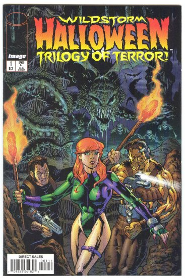 Wildstorm Halloween Trilogy Of Terror Special 1997 HTF