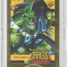Savage Dragon Sealed Wizard Gold Card HTF 1992 !