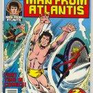 Man From Atlantis #1 Bronze Age HTF NM- Beauty