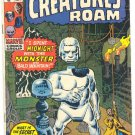 Where Creatures Roam #2 HTF 1970 Horror Ditko !