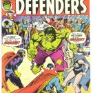 Defenders #21 Beware The Black Rain 1st App The Headmen !