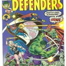 Defenders #29 Final Battle With The Badoon !