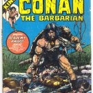 Conan The Barbarian King Size #1 Barry Smith Classics !