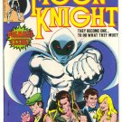 Moon Knight #1 Sienkiewicz Art 1980 Series VF !