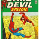 Daredevil Special #3 Enter Spider-Man HTF Giant 1972