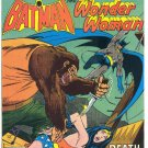 Brave And The Bold #140 Batman & Wonder Woman Aparo art