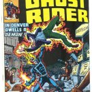 Ghost Rider #36 A Demon In Denver 1979