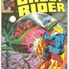 Ghost Rider #45 To Banish A Ghost Perlin Art