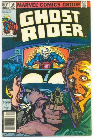 Ghost Rider #58 Evil Is The Enforcer Sienkiewicz Perlin Art