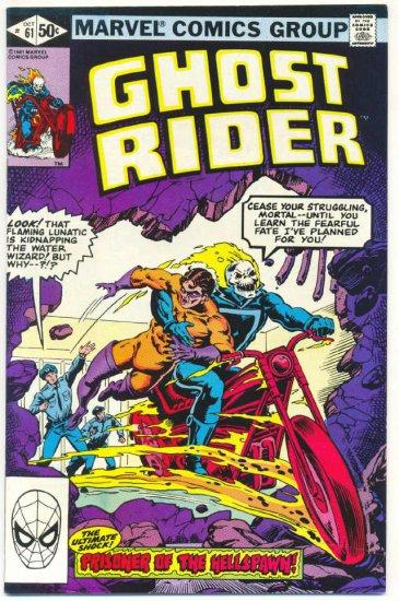 Ghost Rider #61 Prisoner Of The Hellspawn