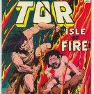 Tor #3 Island Of Fire Kubert Art 1975