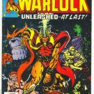 Warlock #15 Unleashed At Last Starlin Thanos Classic 1976