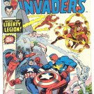 Invaders #6 Enter - The Liberty Legion 1976