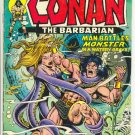 Conan The Barbarian #32 Flame Winds Of Lost Khitai 1973