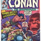 Conan The Barbarian #81 The Eye Of The Serpent 1977