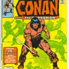 Conan The Barbarian #115 Sonja Or Belit? Giant-Size Special