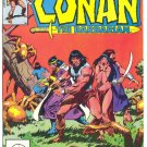 Conan The Barbarian #141 The Web Tightens