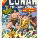 Conan The Barbarian Annual #3 King Kull Buscema 1977
