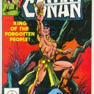 Conan The Barbarian Annual #6 King Of The Forgotten People