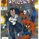 Amazing Spider-Man #330 vs The Punisher Larsen Art
