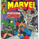 Captain Marvel #61 The Wrath Of Chaos