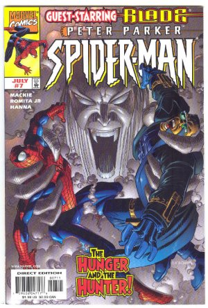 Peter Parket Spider-Man #7 The Hunger And The Hunter