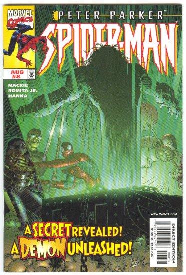 Peter Parket Spider-Man #8 A Demon Unleashed