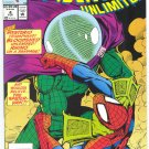 Spider-Man Unlimited #4 Spidey Unmasked
