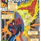 Spider-Man Unlimited #5 Spidey & The Human Torch