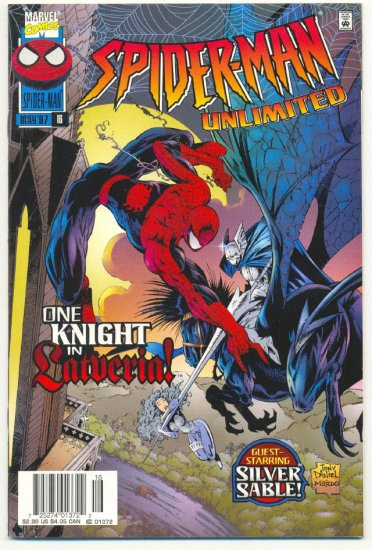 Spider-Man Unlimited #16 One Knight In Latveria